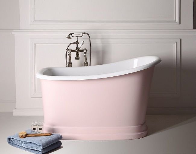 Tiny Master Bathroom 119