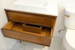 Tiny Master Bathroom 12