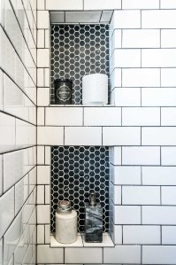 Tiny Master Bathroom 130