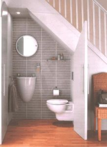 Tiny Master Bathroom 137