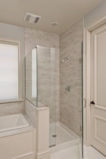 Tiny Master Bathroom 157