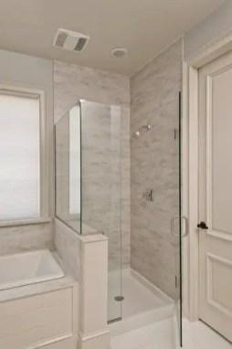 Tiny Master Bathroom 157