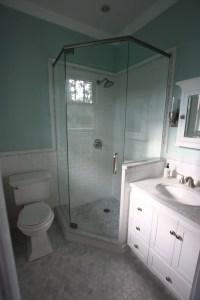 Tiny Master Bathroom 22