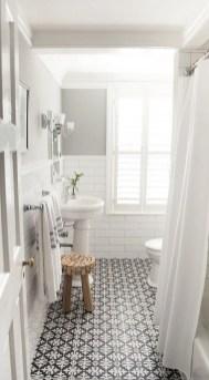 Tiny Master Bathroom 23
