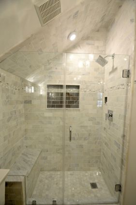 Tiny Master Bathroom 28