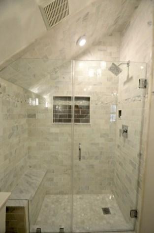 Tiny Master Bathroom 28