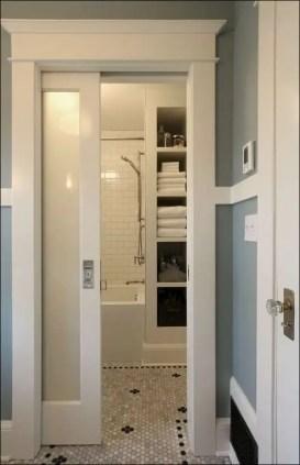 Tiny Master Bathroom 29