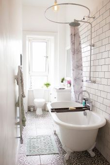 Tiny Master Bathroom 52