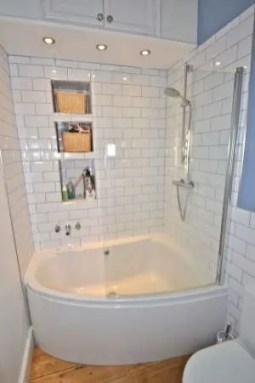 Tiny Master Bathroom 60