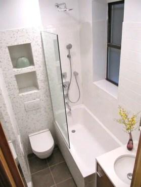 Tiny Master Bathroom 63