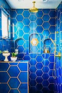 Tiny Master Bathroom 7