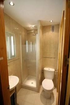Tiny Master Bathroom 70