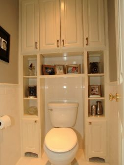 Tiny Master Bathroom 71