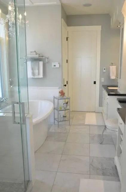 Tiny Master Bathroom 79