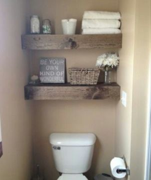 Tiny Master Bathroom 82