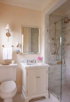 Tiny Master Bathroom 88