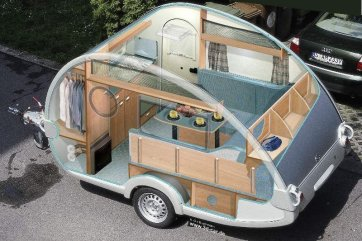 Vintage CampersTravel Trailers 160