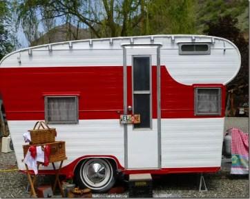 Vintage CampersTravel Trailers 161