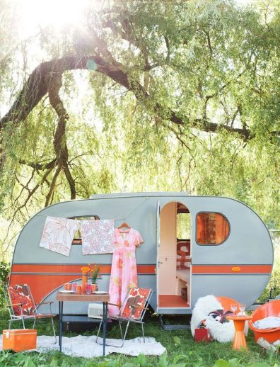 Vintage CampersTravel Trailers 185
