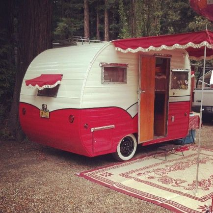 Vintage CampersTravel Trailers 203