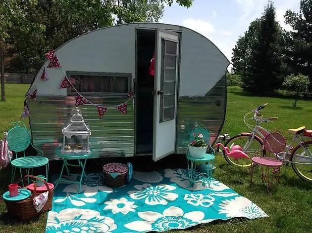 Vintage CampersTravel Trailers 207