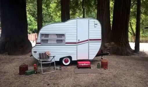 Vintage CampersTravel Trailers 249