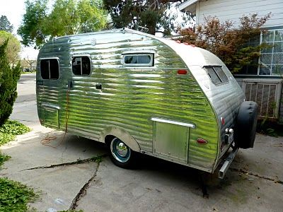 Vintage CampersTravel Trailers 254
