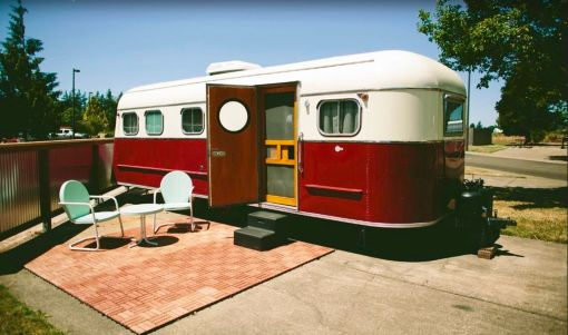 Vintage CampersTravel Trailers 272