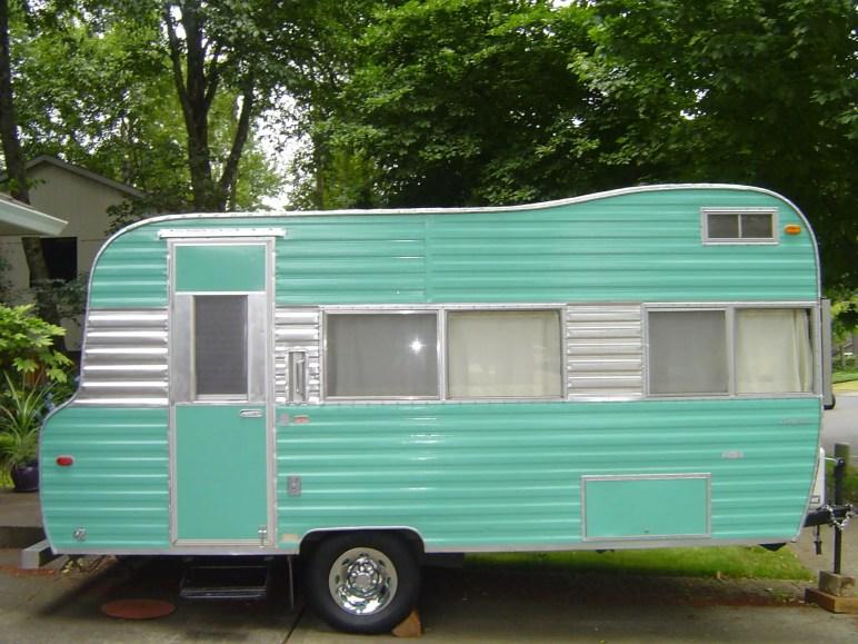 Vintage CampersTravel Trailers 275