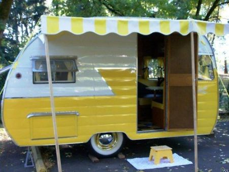Vintage CampersTravel Trailers 280