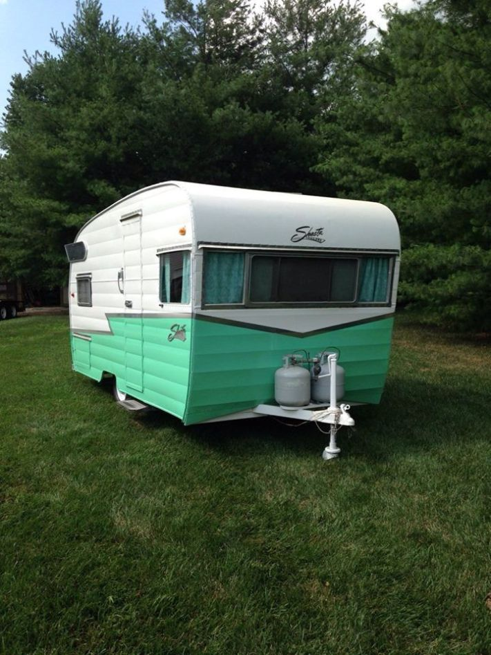 Vintage CampersTravel Trailers 289