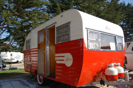 Vintage CampersTravel Trailers 292
