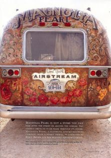 Air Streams Dream Campers 119