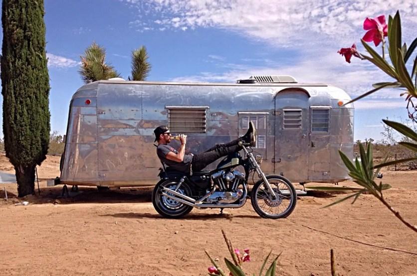Air Streams Dream Campers 16