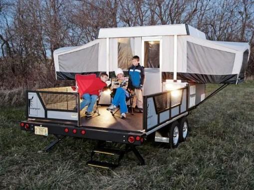 Air Streams Dream Campers 18