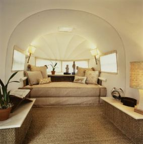 Air Streams Dream Campers 35