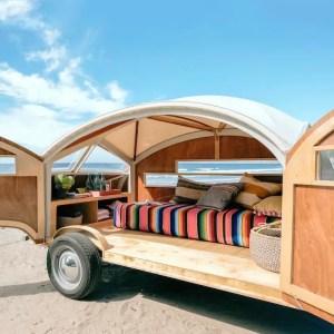 Air Streams Dream Campers 40