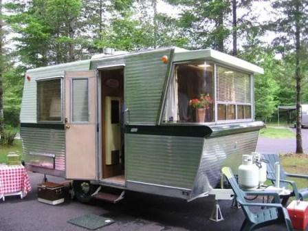 Air Streams Dream Campers 67