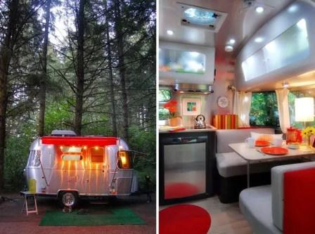 Air Streams Dream Campers 68