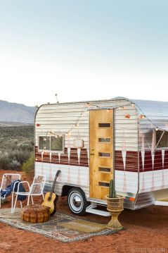 Air Streams Dream Campers 72