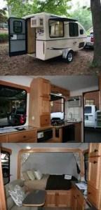 Air Streams Dream Campers 84