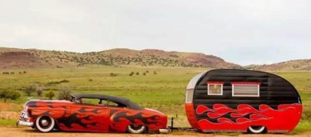 Air Streams Dream Campers 99