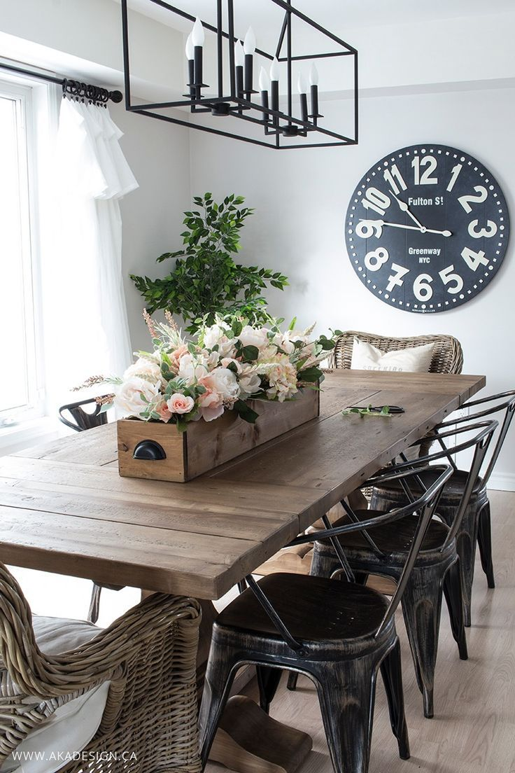 Dining Room Ideas Farmhouse 106