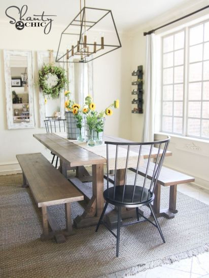 Dining Room Ideas Farmhouse 51