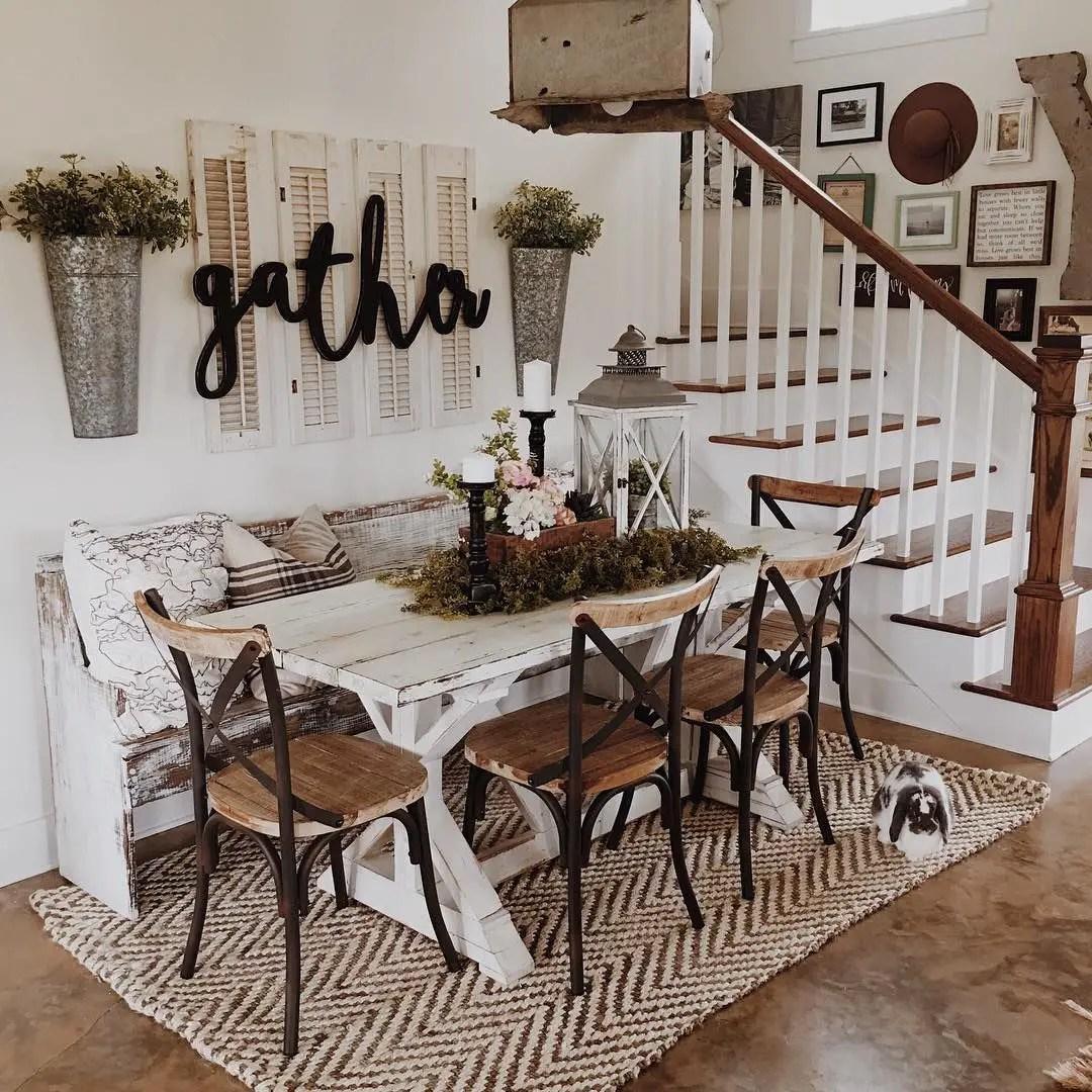 Dining Room Ideas Farmhouse 54