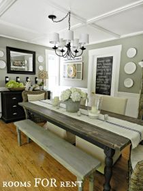Dining Room Ideas Farmhouse 63