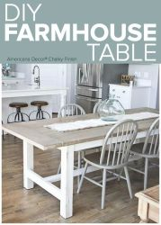 Dining Room Ideas Farmhouse 72