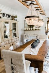 Dining Room Ideas Farmhouse 74