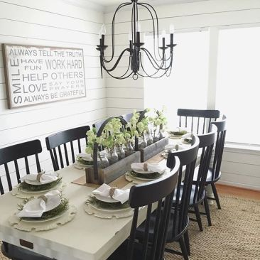 Dining Room Ideas Farmhouse 96