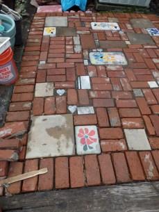 Mosaic Patio 136